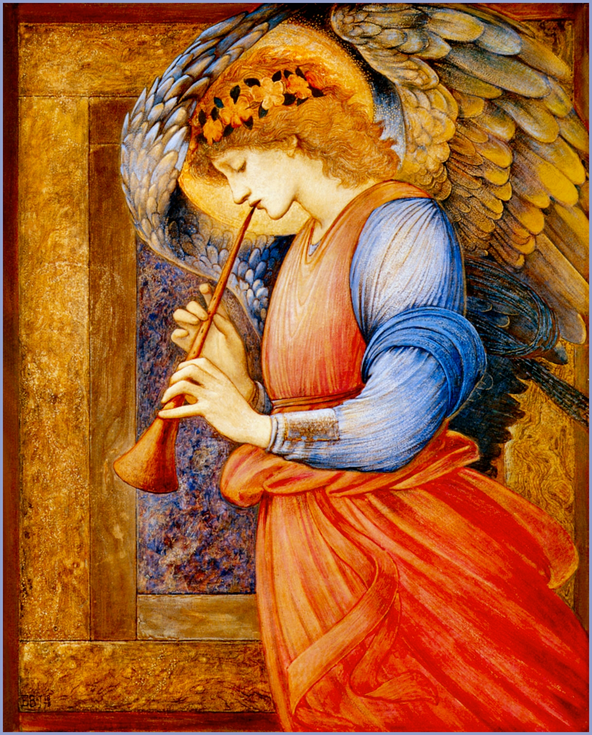 The gallery for --> Renaissance Paintings Angels