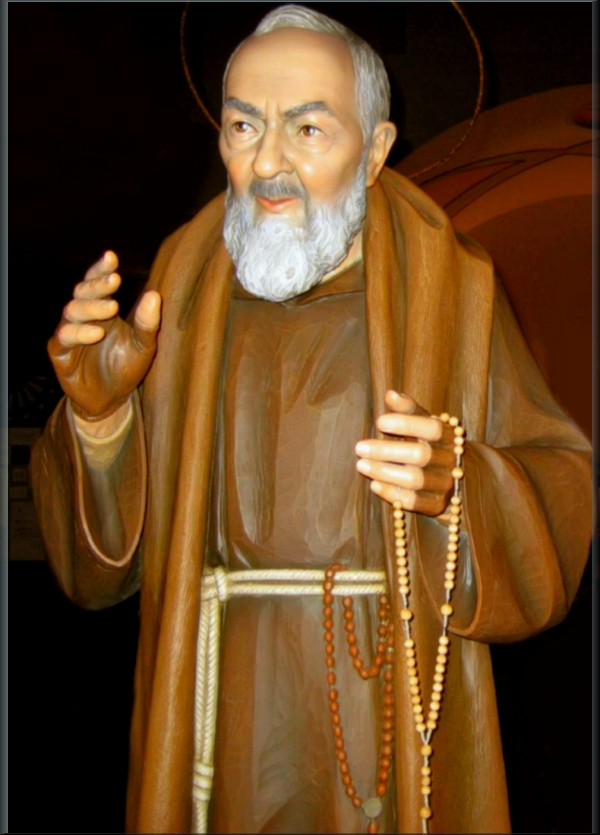 padre pio man of god essay Free essay: padre pio has become one of the most popular saints in the world st pio of pietrelcina or padre pio, was born in the small italian village of.