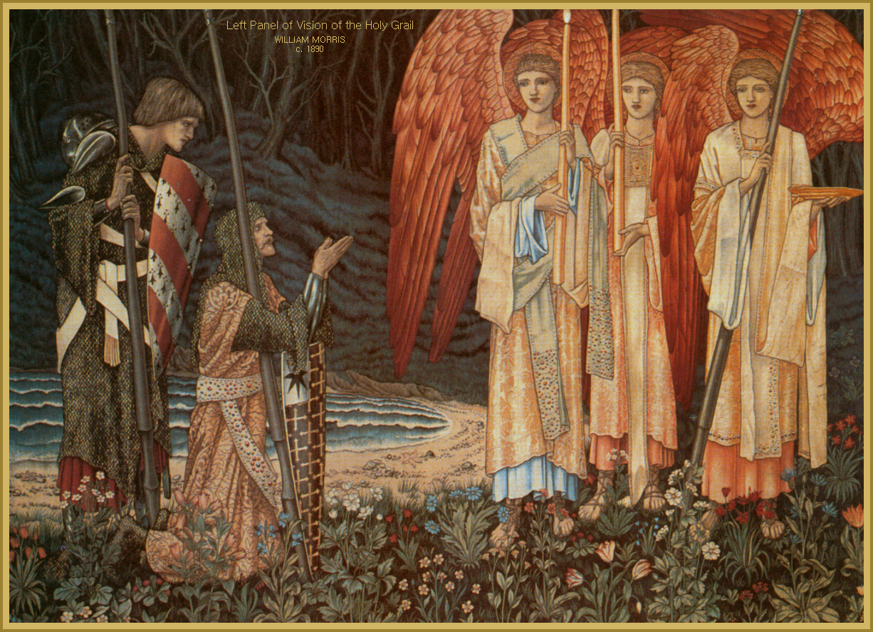 KNIGHTS WITH ANGELS