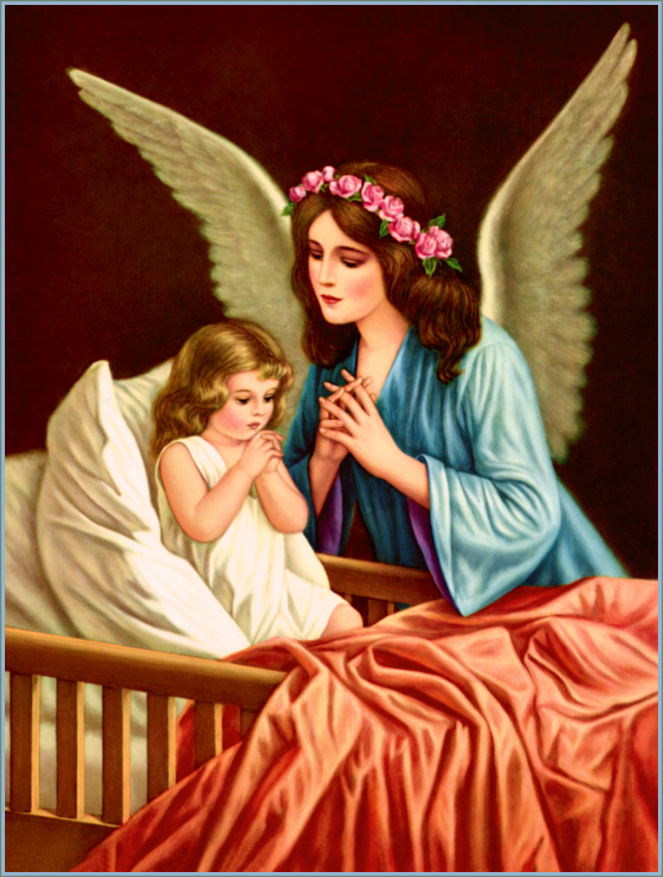 Image result for angels praying