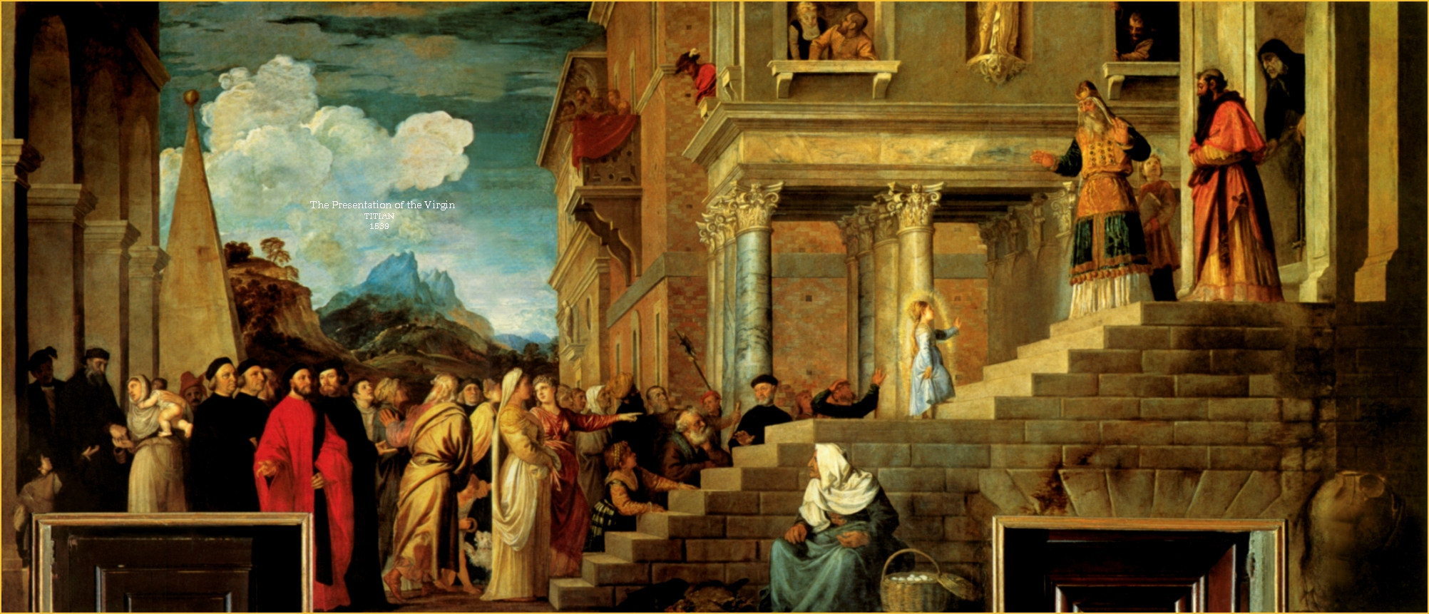 The presentation of the blessed virgin mary living bread radio.