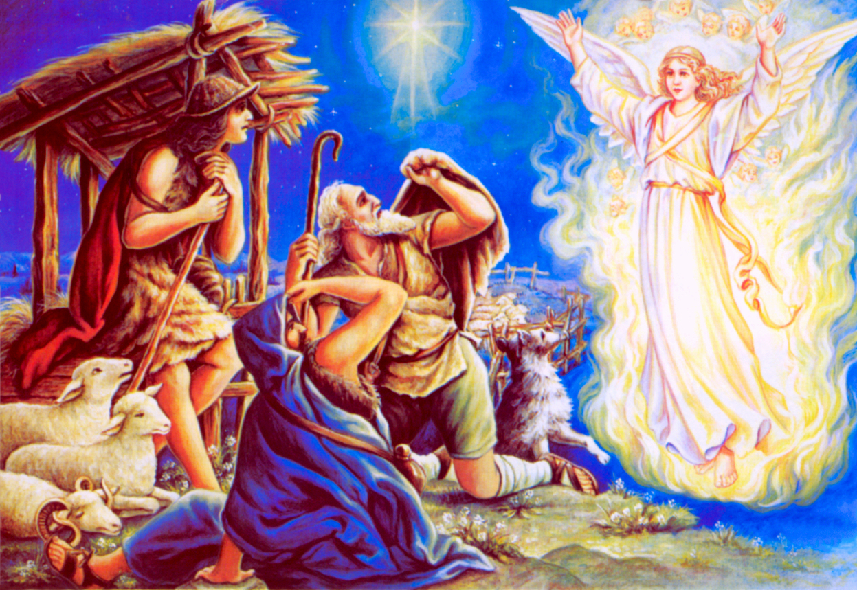 STORIES OF THE ANGELS – Angels Announce the Birth of Jesus