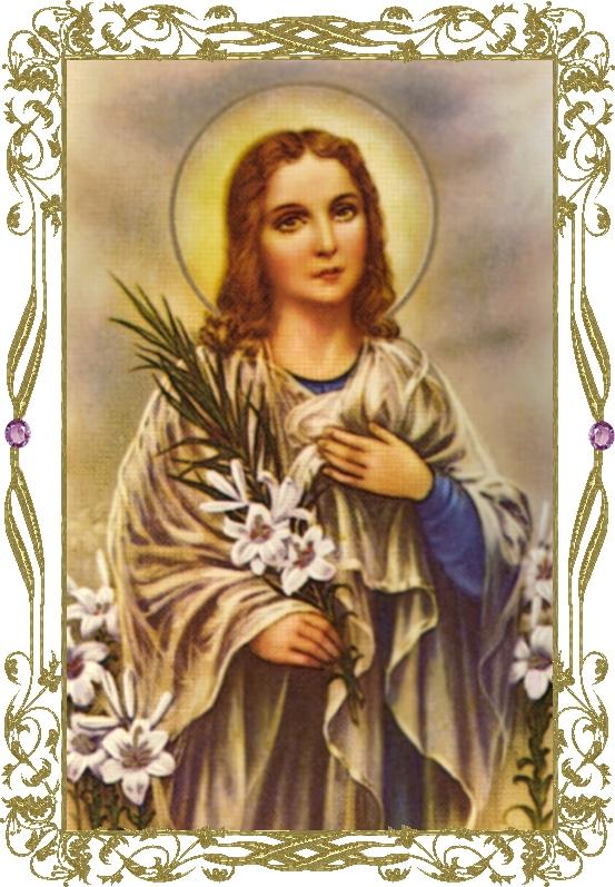 St Maria Goretti Biography