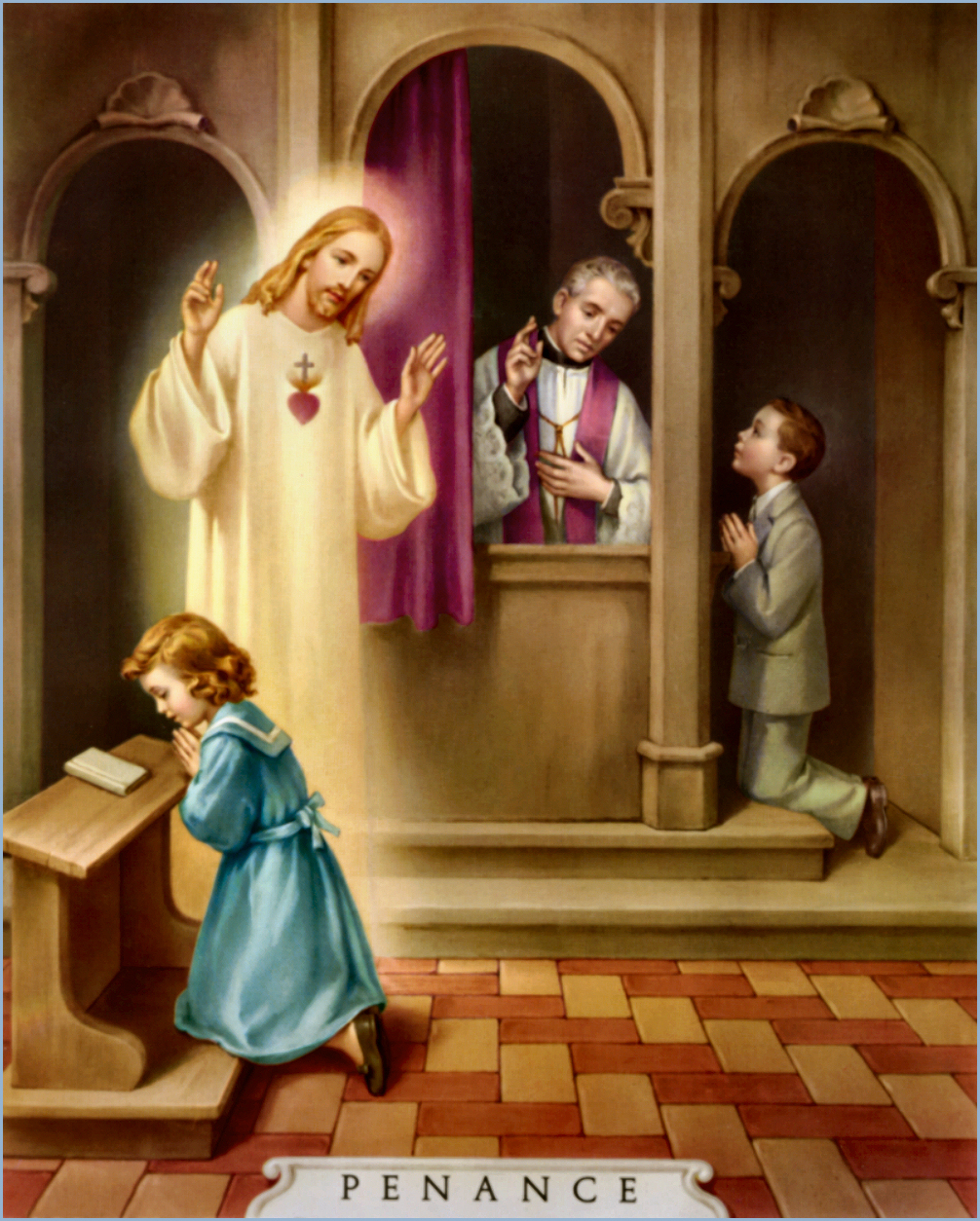 Pictures of catholic sacraments The seven sacraments in pictures - Catholic Tradition