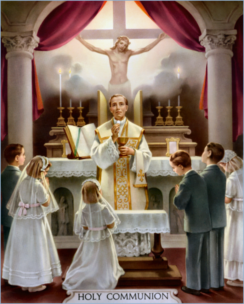 sacrament3 - The Beauty of the Roman Catholic Faith - Photos Unlimited