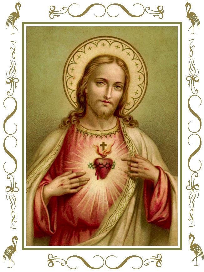 SACRED HEART PRAYER POEMS