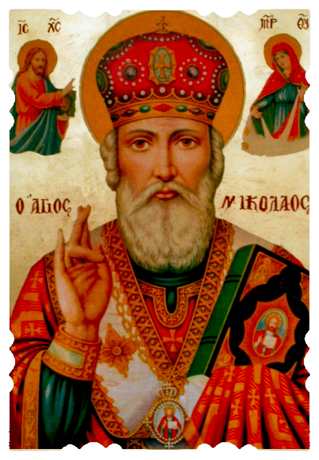 what is saint nicholas the patron of