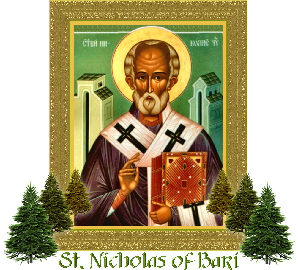 St. Nicholas Day: a selection of articles