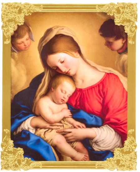 Open Topic to The Total Consecration to the Holy Virgin Mary Beginners-1