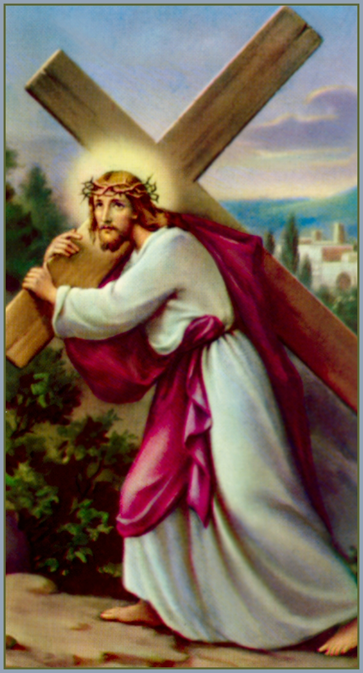 HOLY CARD IMAGE