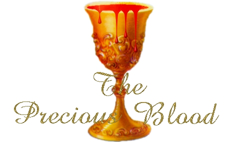 Image result for The Most Precious Blood of Jesus