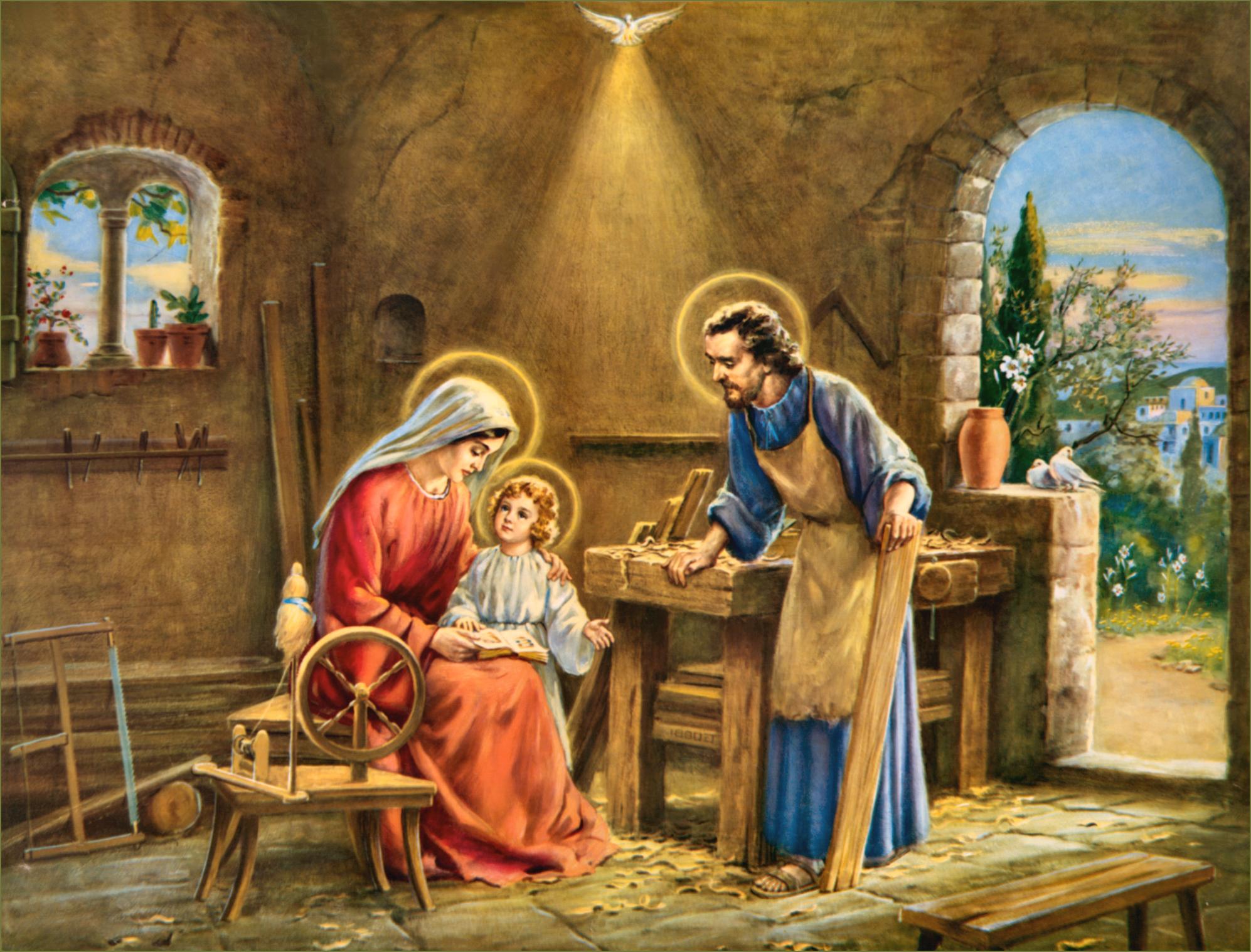 Catholic christmas meditation