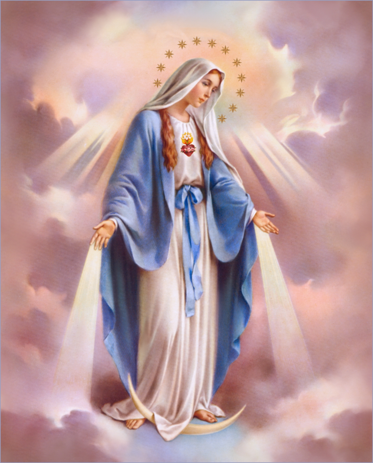 My Catholic Pages: OCTOBER - MONTH OF THE HOLY ROSARY