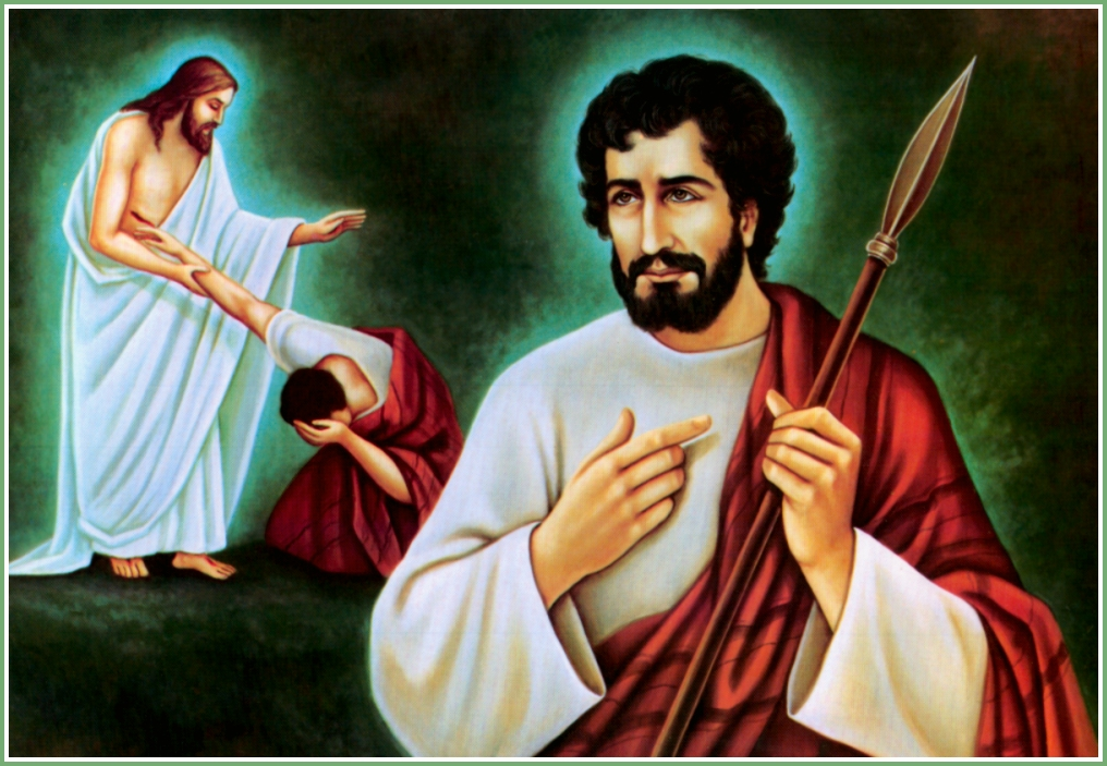 thomas the apostle Little is recorded of st thomas the apostle, nevertheless thanks to the fourth  gospel his personality is clearer to us than that of some others of the twelve.