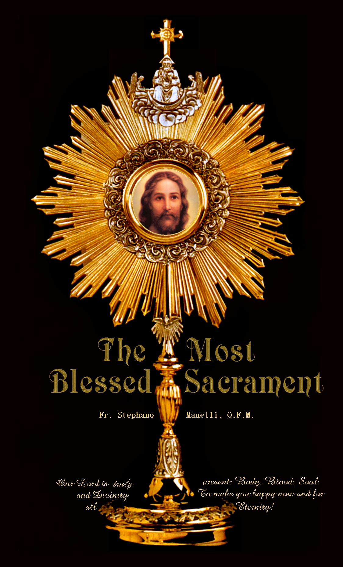 Opinions on Blessed Sacrament