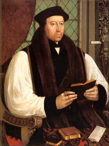 Thomas Cranmer national portrait gallery