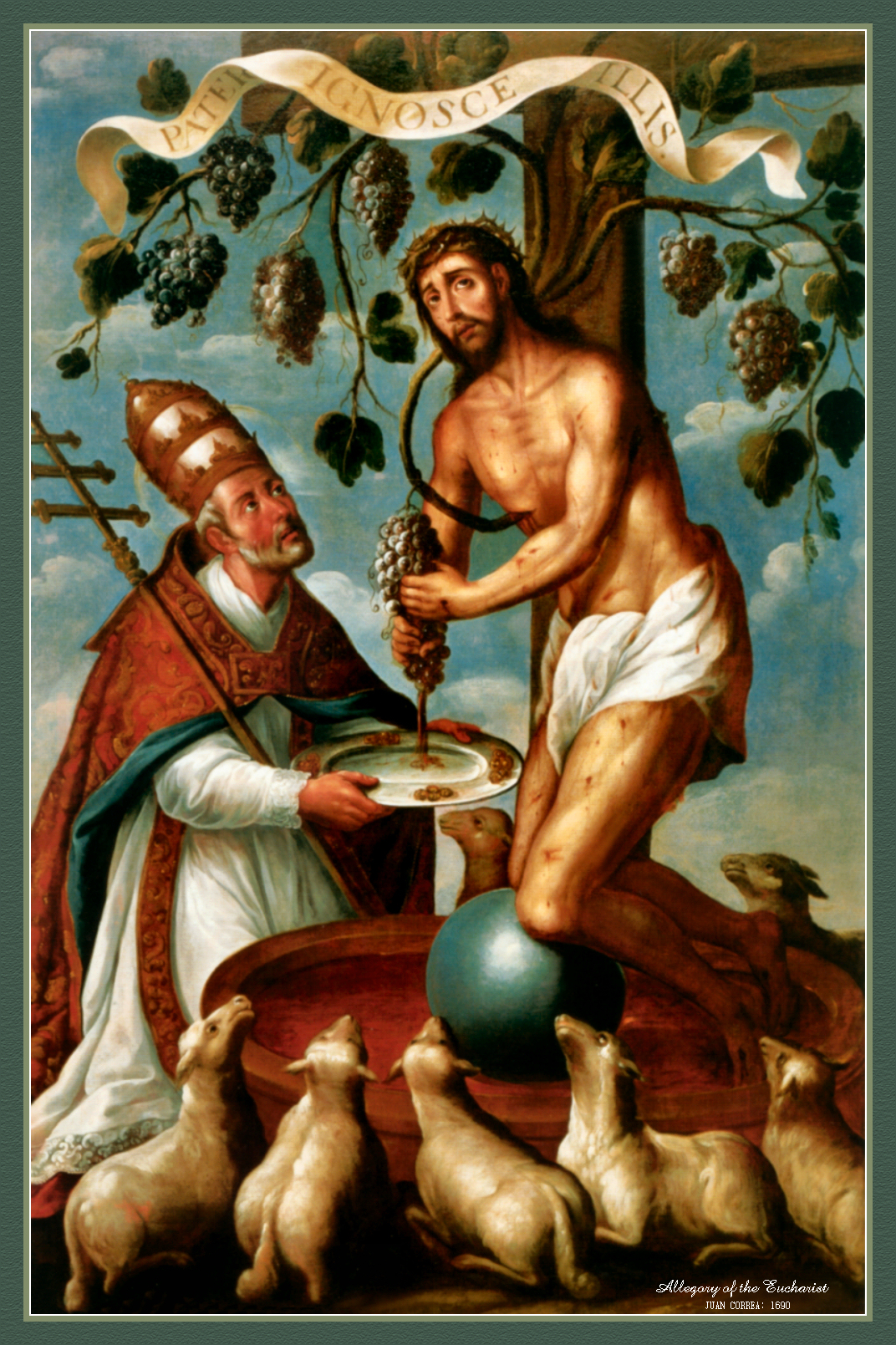 ALLEGORY OF THE EUCHARIST