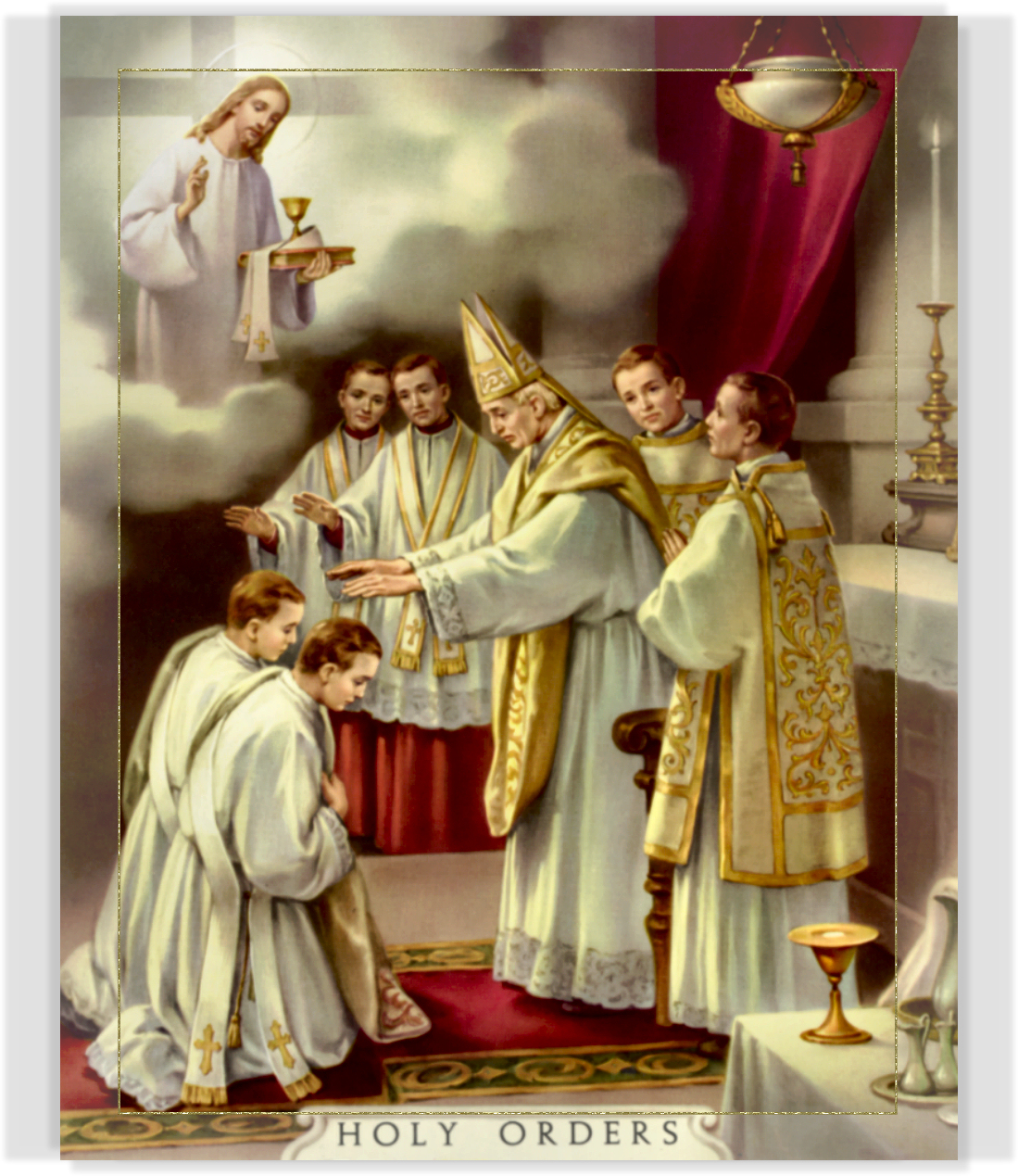 58 best catholic sacraments images on Pinterest Catholic Pictures of catholic sacraments