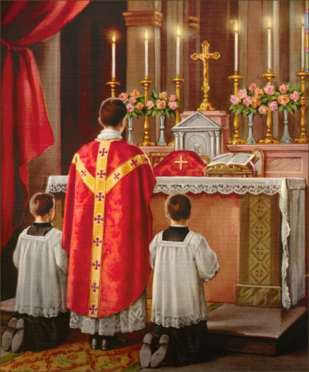 Catholic Mass Images