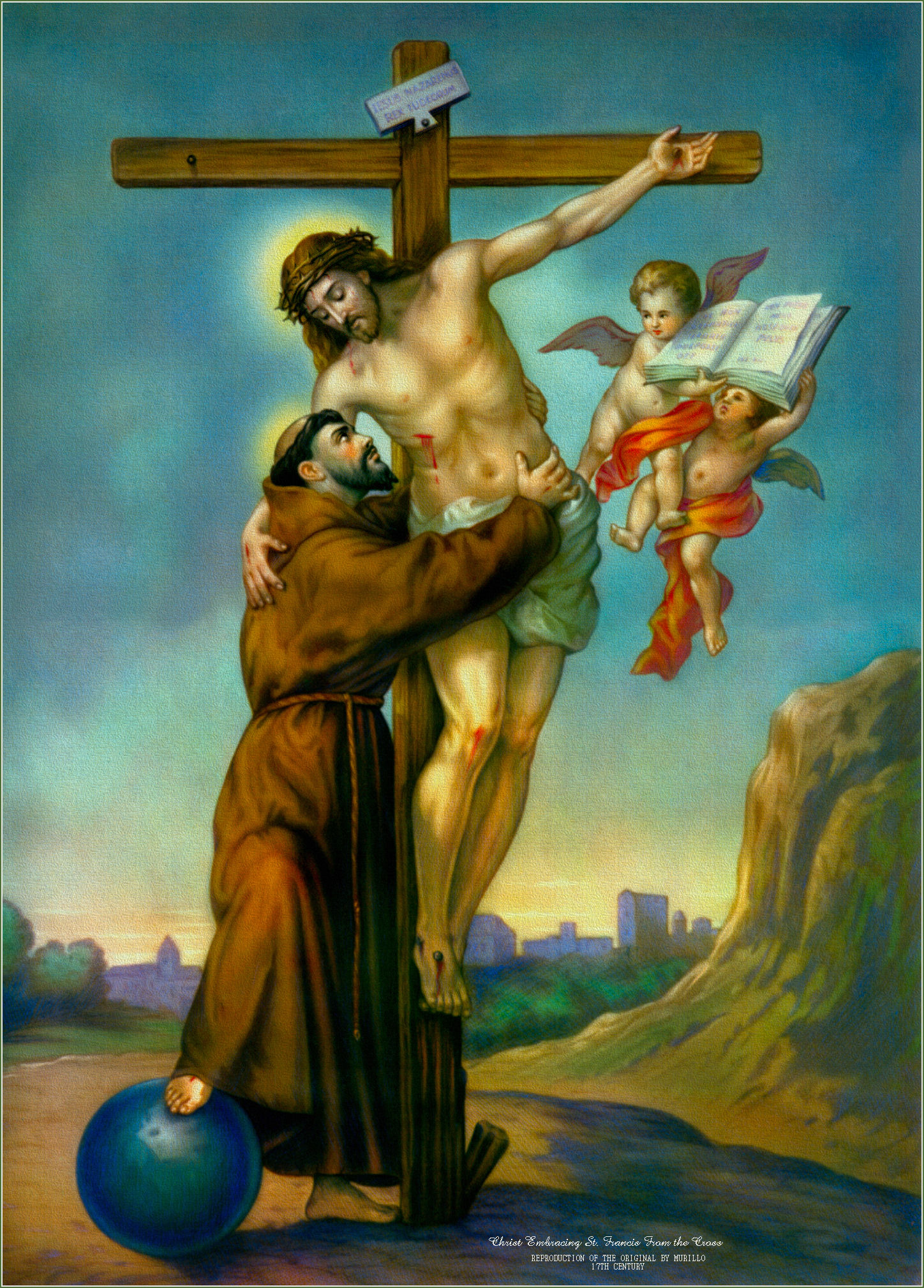 the work of francis of assisi an italian catholic friar St francis of assisi this song is the first written work to appear in italian the confraternity of the cord of st francis, c/o the catholic encyclopedia.