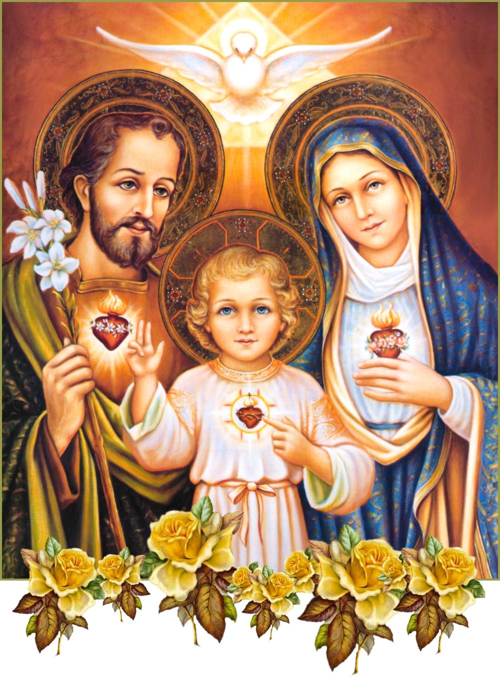 CATHOLIC TRADITION: ST  JOSEPH