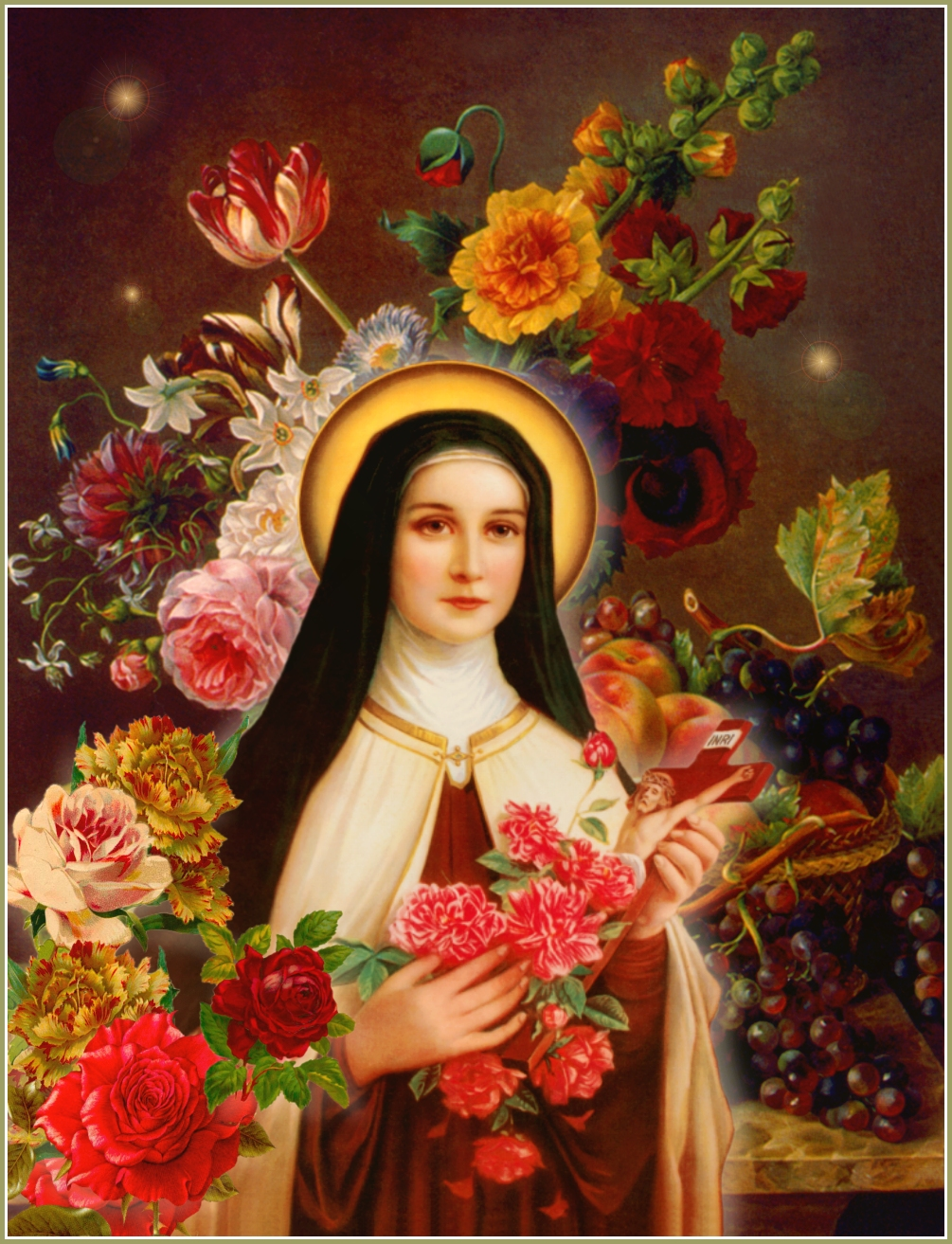 saint therese of lisieux Crusade for priests circular - st thérèse of lisieux, universal teacher of divine love.
