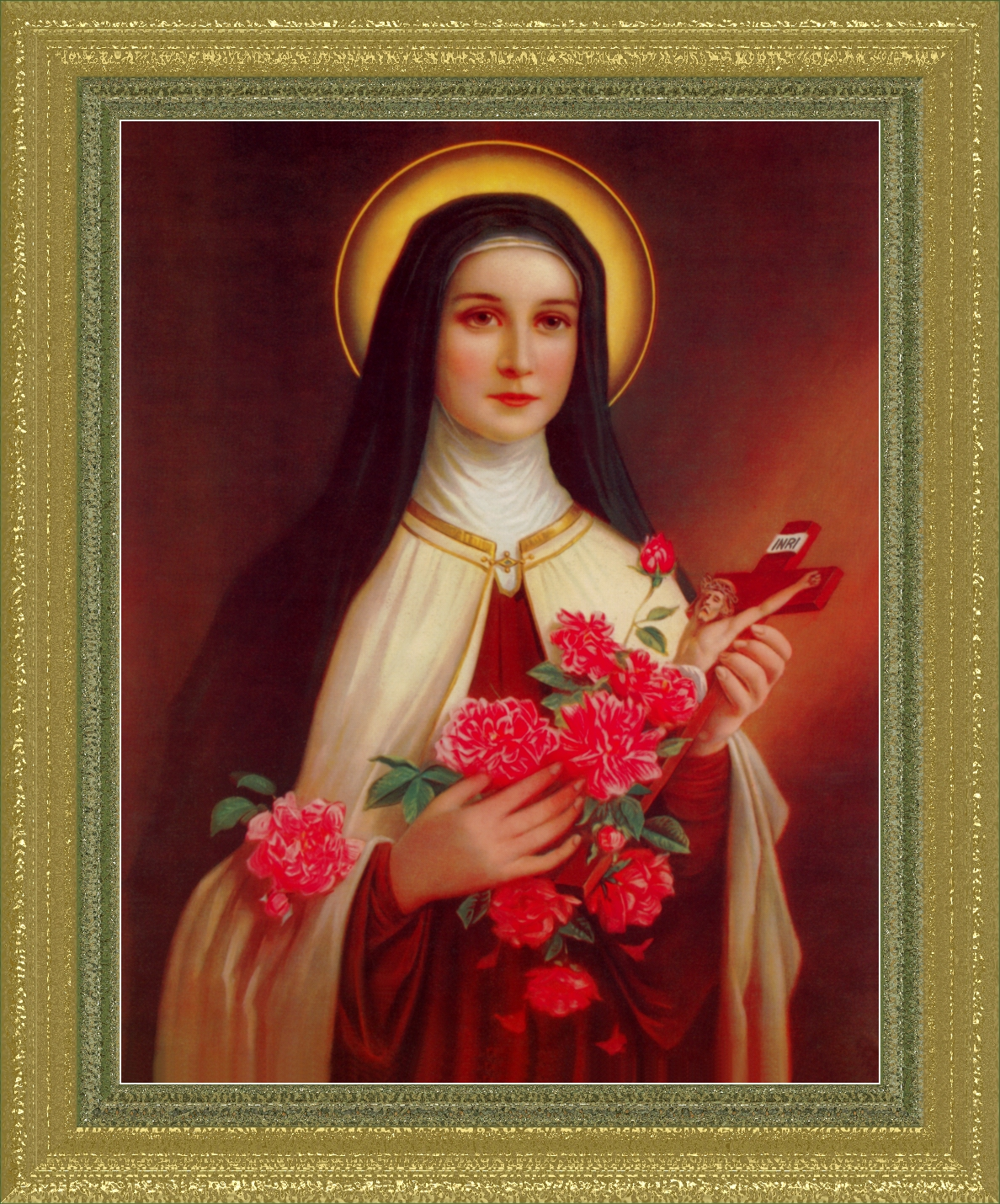 St therese rose stories