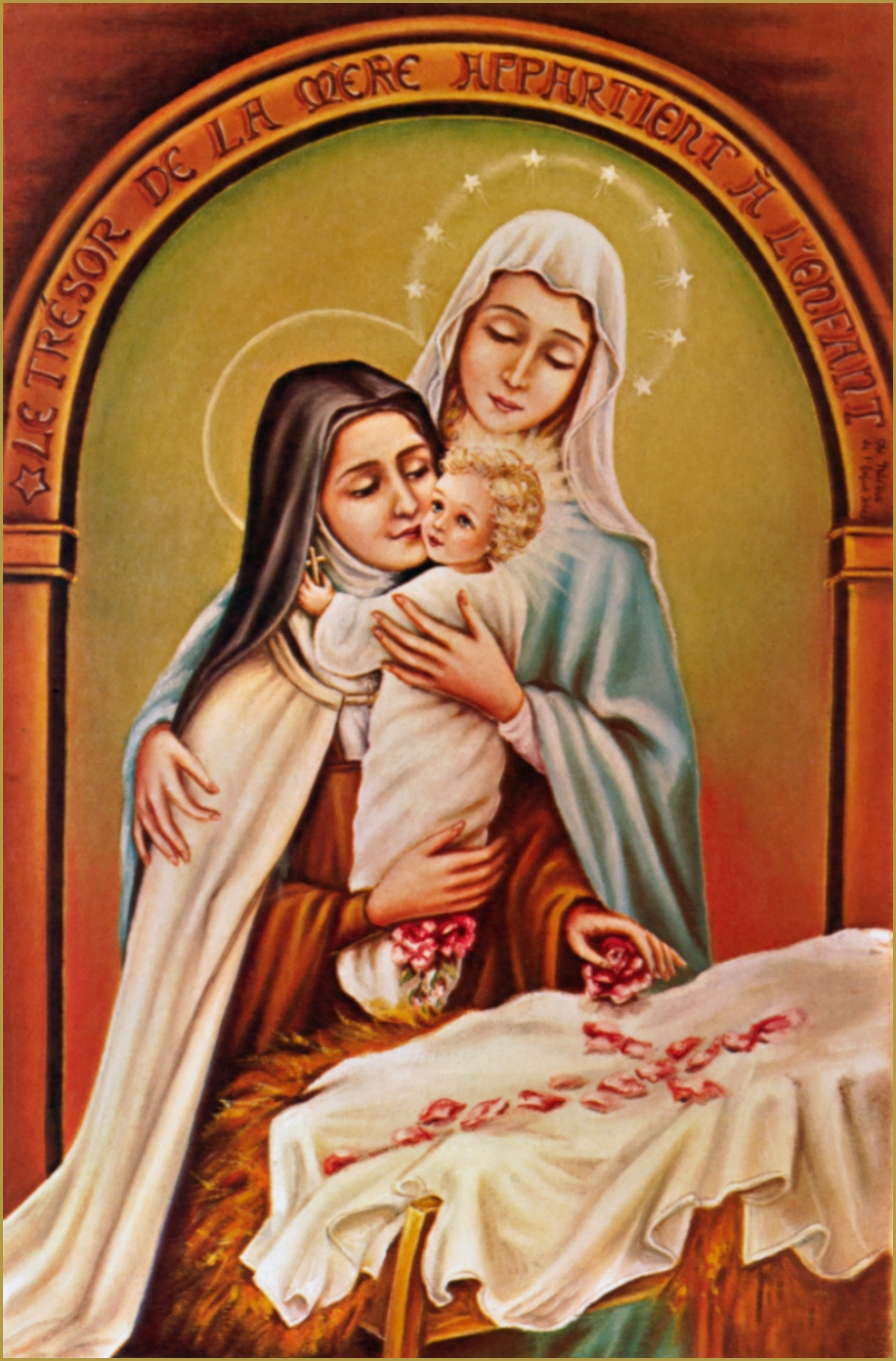 St Therese Of Lisieux Images