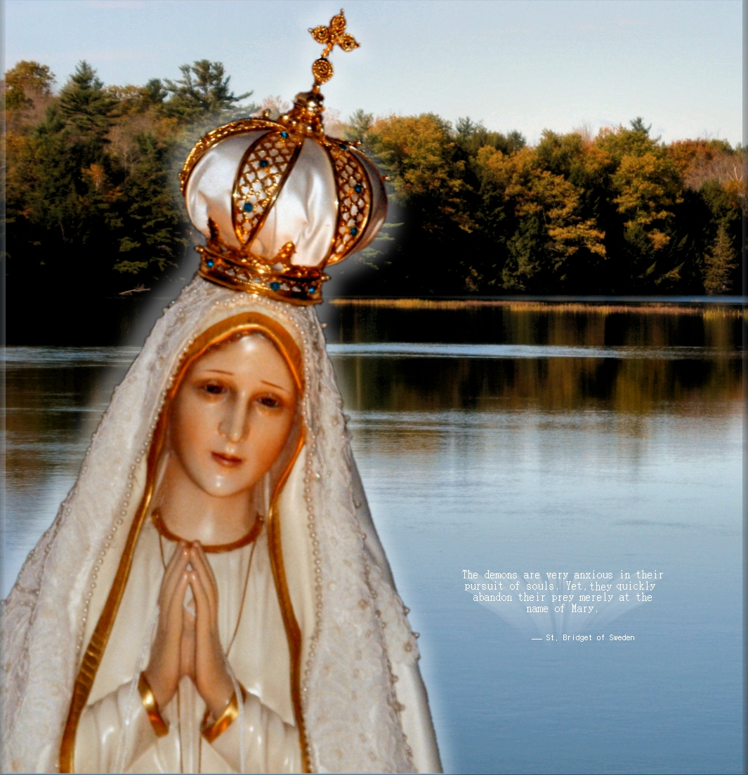 Our Lady of Fátima - Wikipedia, the free encyclopedia - HD Wallpapers