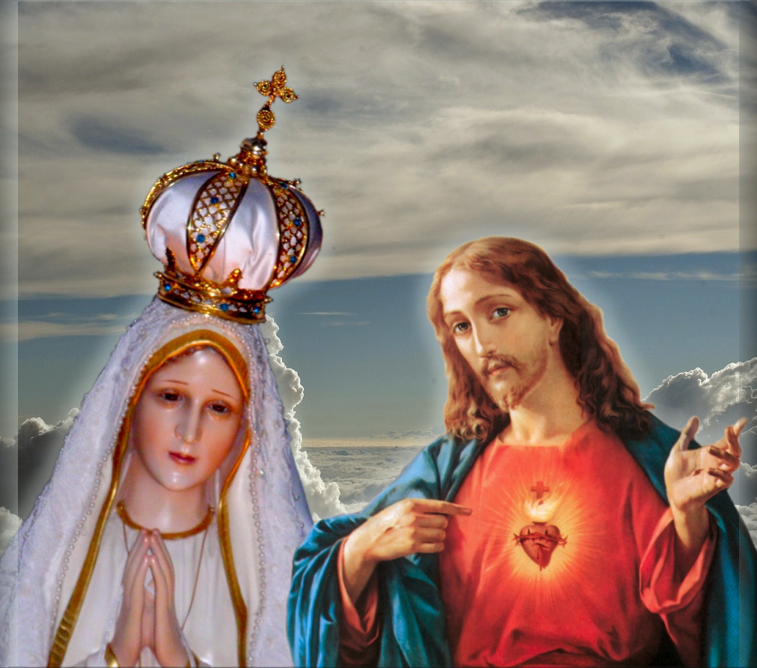 October 13, Our Lady of Fatima by americancatholic.org