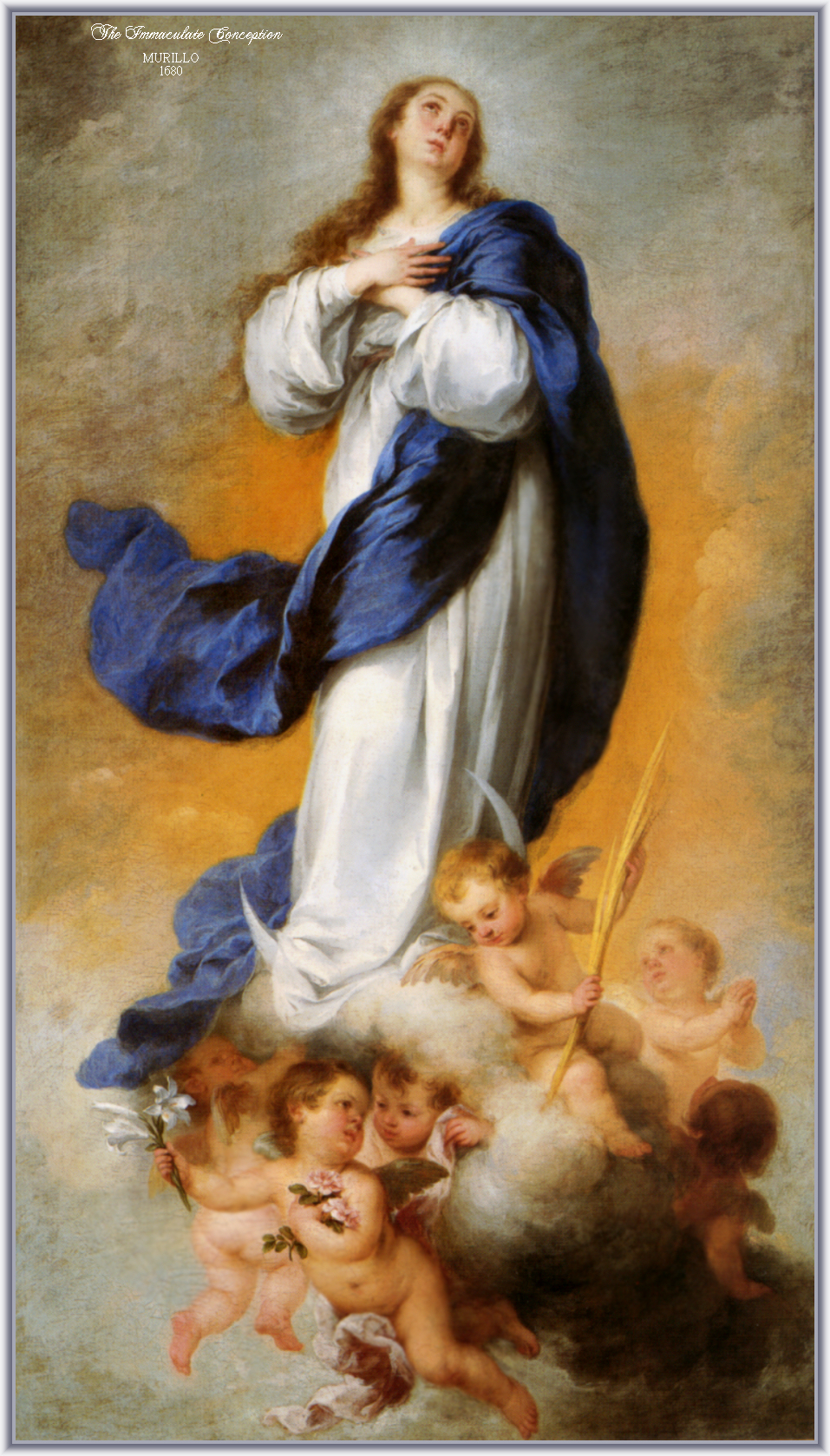 immaculate conception The immaculate conception of mary is the belief that the blessed virgin mary was conceived without original sin learn more about this ancient belief.