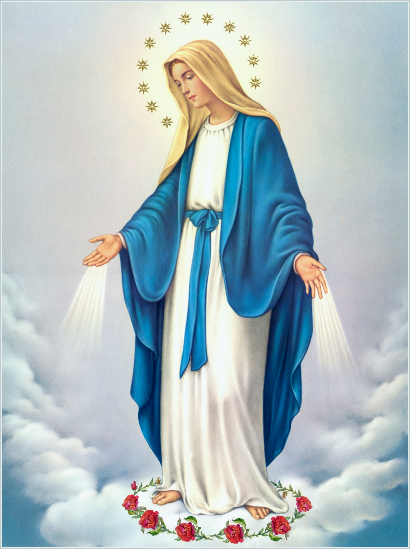 Immaculate Conception Virgin Mary