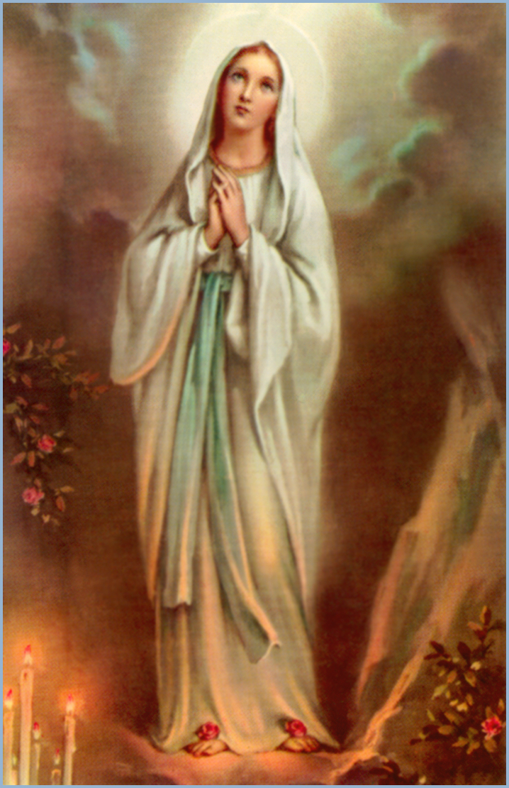 Pictures of our blessed virgin mary