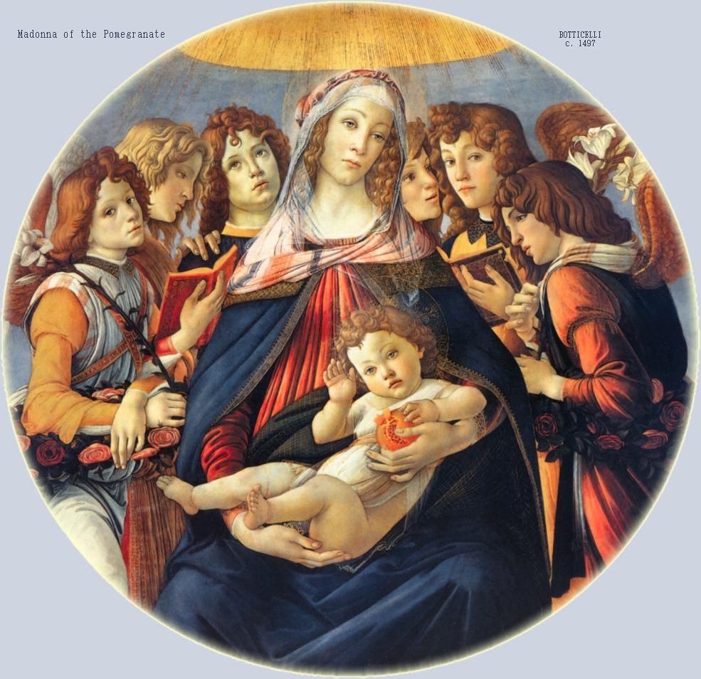 The Symbols Of Mary