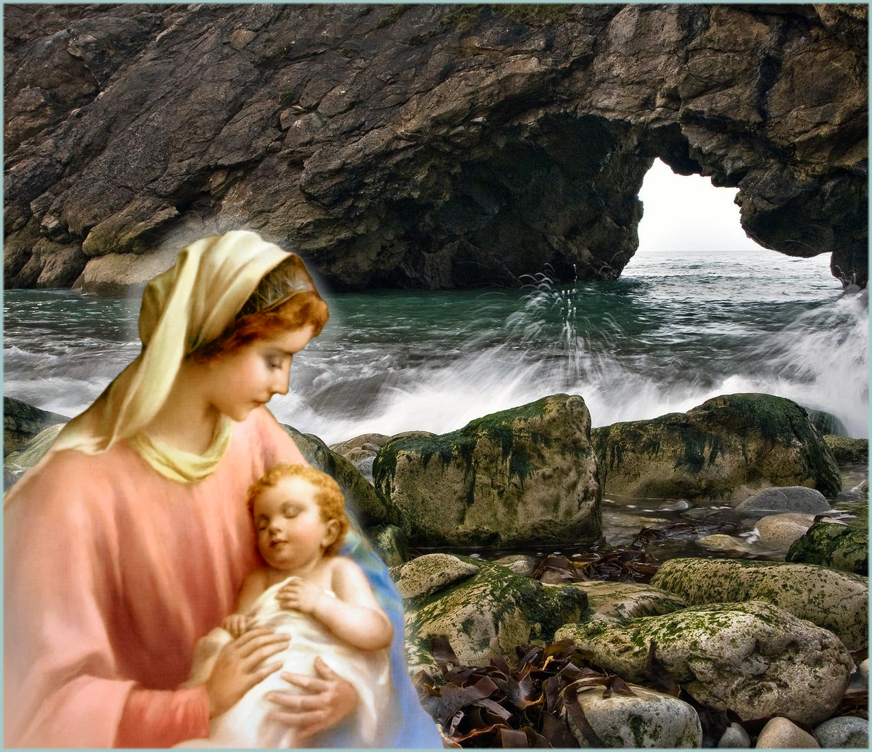 Open Topic to The Total Consecration to the Holy Virgin Mary Mother-savior12
