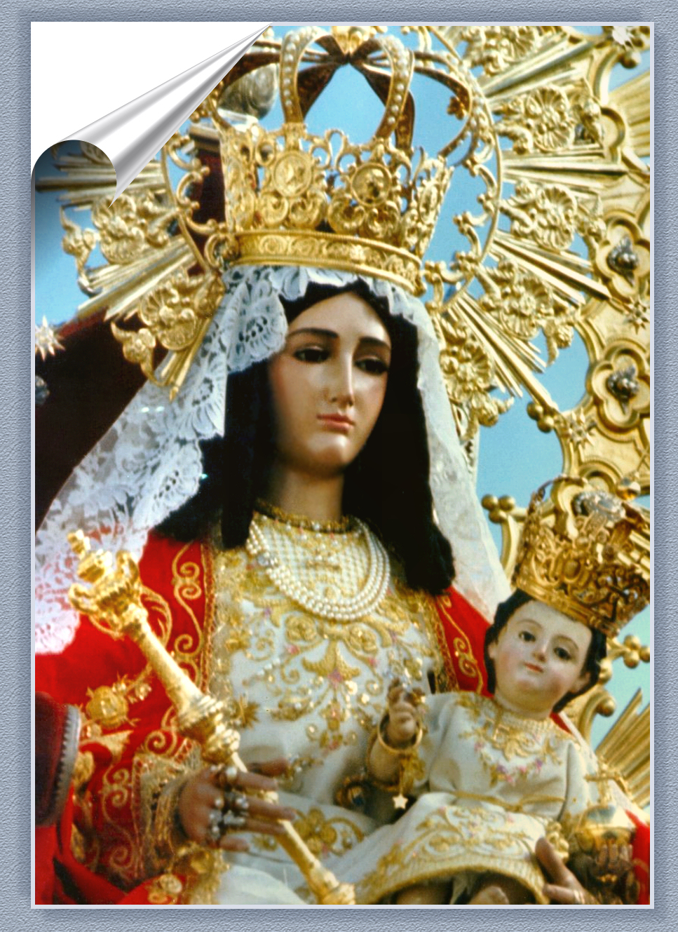 OUR LADY OF SUCCOR: SPAIN