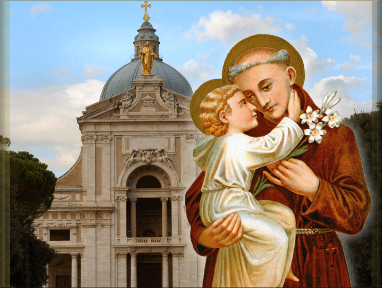 saint anthony prayer for lost items