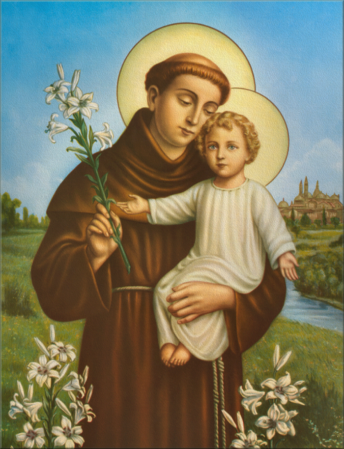 Image result for St Anthony