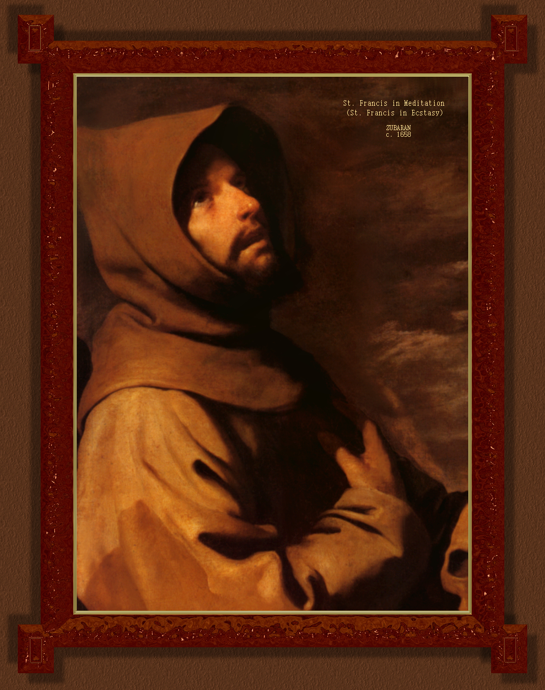 saint francis assisi essay Saint francis of assisi was born in assisi, italy, in 1182 francis was originally named giovanni francesco bernardone, and never received a formal education want to read the rest of this paper join essayworld today to view this entire essay and over 50,000 other term papers.