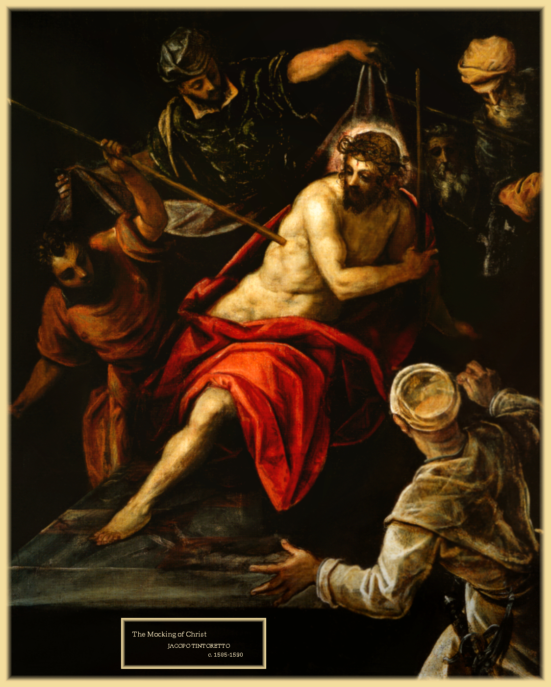 the gallery of the passion of christ