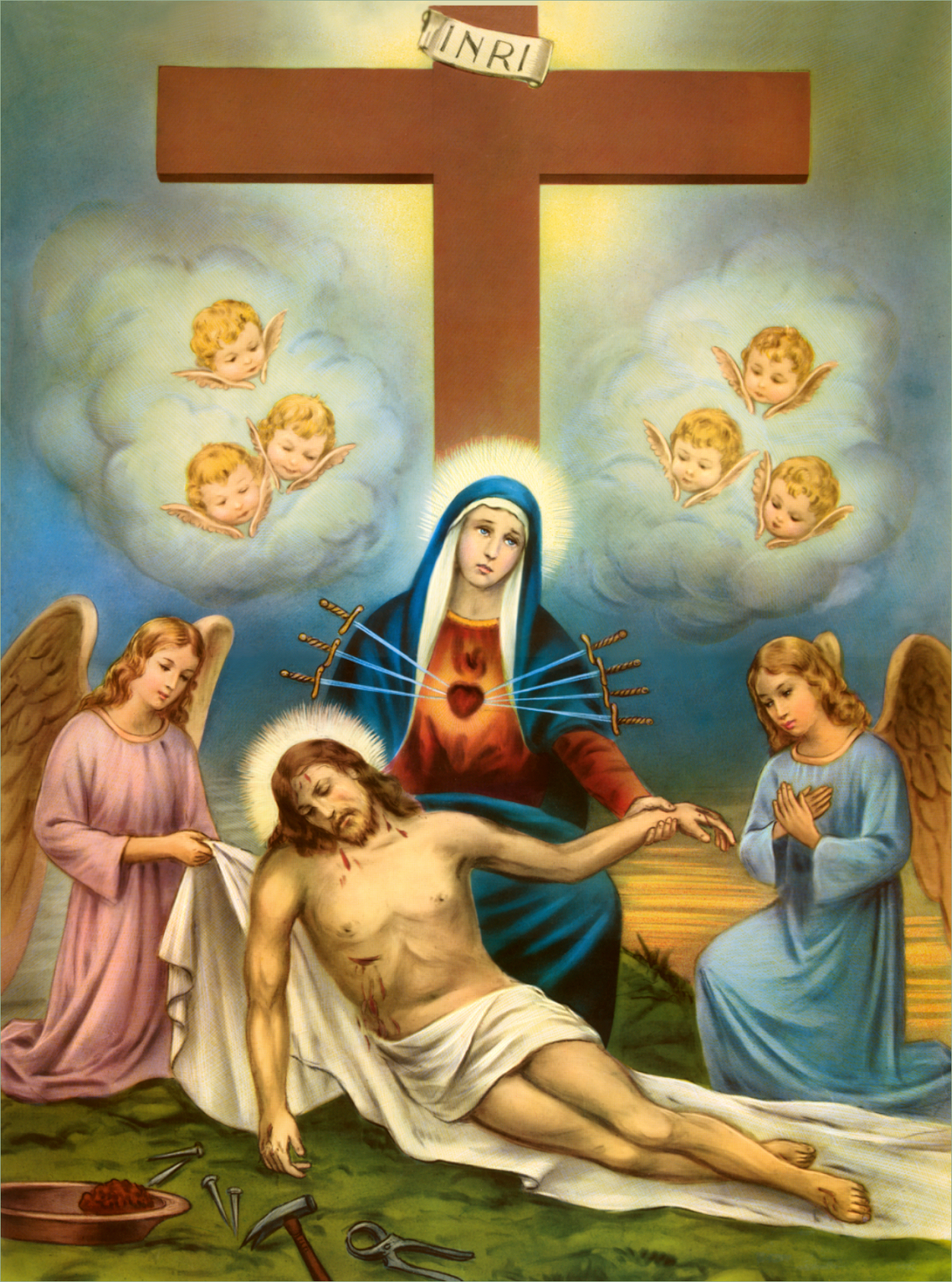 mary queen of martyrs