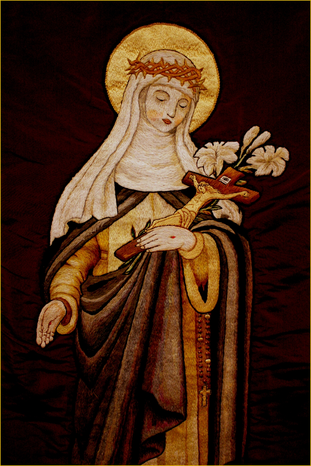 saint catherine of siena Learn fun facts about st catherine of siena all facts are in comic strip style.