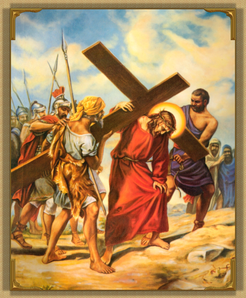 the stations of the cross by matt mcgettigan on emaze
