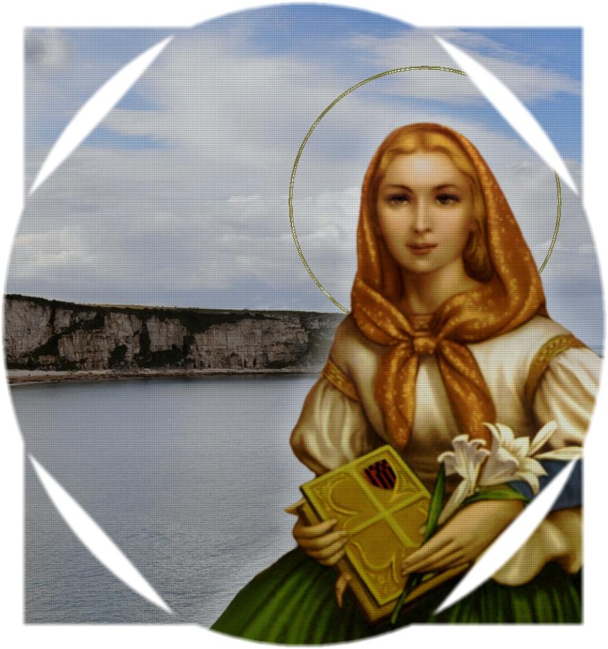 dymphna-1a -  Prayer to St. Dymphna on Temperance - Bible Study