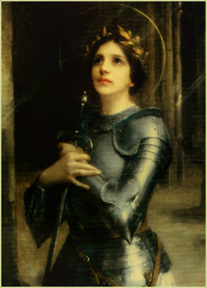 a biography of joan of arc a patron saint of france Joan of arc's faith and love for god is legendary and was the driving force of her life and must be understood in order to completely understand who joan was she was raised as a catholic which was the only christian church that existed in the age that joan of arc lived.