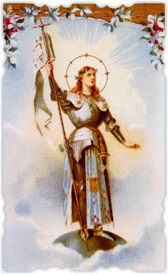The second life of Joan of Arc