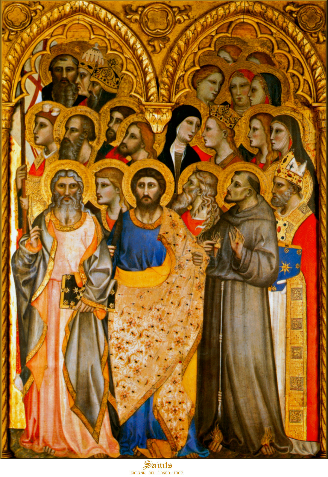 All Saints' Day - Nov 1