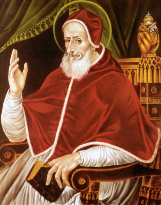 POPE ST. PÍO V