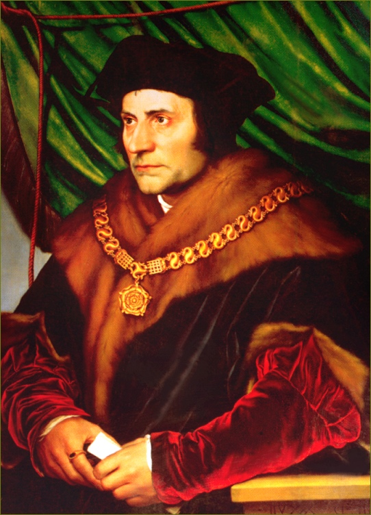 thomas mores utopia More's utopia describes a pagan and communist city-state in which the institutions and policies are entirely governed by in sir thomas more, sir thomas elyot.