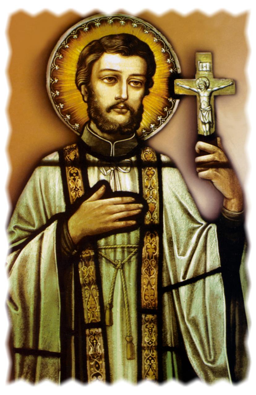 francis xavier Saint francis xavier church 1703 lurting avenue bronx, ny 10461 telephone: (718) 892-3330 fax: (718) 931-6890 email: sfx1mpkny@aolcom.